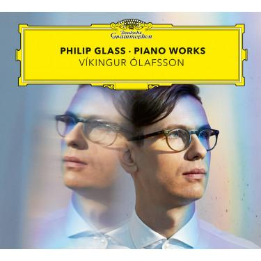 Philip Glass - Piano Works