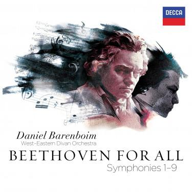 Beethoven for All (Symphonies 1-9)