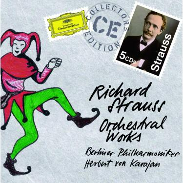 STRAUSS: ORCHESTRAL WORKS