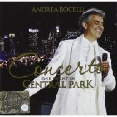 Concerto (One Night In Central Park)