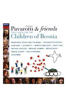 Pavarotti & Friends 3 : Together For The Children Of Bosnia