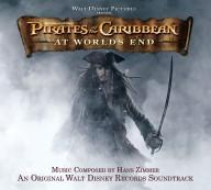 Pirates Of The Caribbean 3 : The World's End (Hans Zimmer) [CD album]