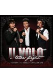 IL VOLO...TAKES FLIGHT