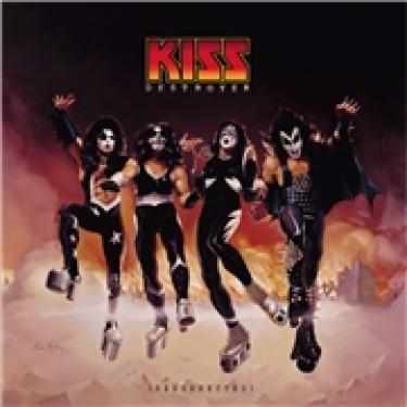 Destroyer (Resurrected) - Kiss, CD album