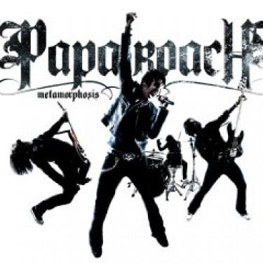 METAMORPHOSIS - PAPA ROACH [CD album]