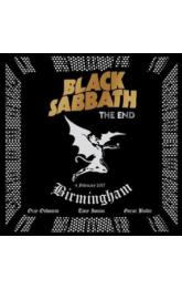 The End ( Live In Birminhgam ) Blu-Ray + CD