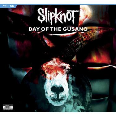 Day Of The Gusano - Live In Mexico - Slipknot [DVD]