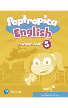 Poptropica English Level 5 Teacher´s Book for Online Game Pack