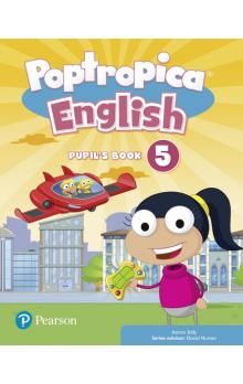 Poptropica English Level 5 Pupil´s Book for Pack