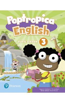 Poptropica English Level 3 Pupil´s Book for Pack