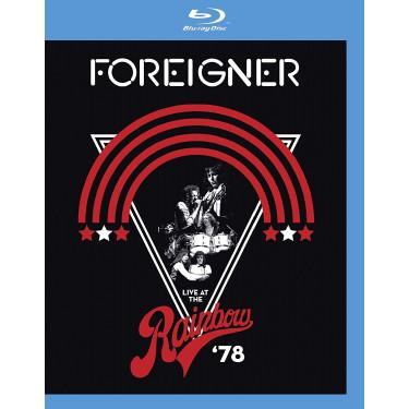 LIVE AT THE RAINBOW '78/CD - FOREIGNER [Blu-ray]
