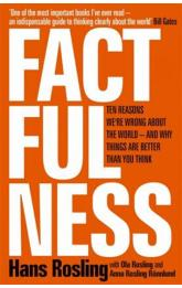 Factfulness : Ten Reasons We´re Wrong About The World - And Why Things Are Better Than You Think