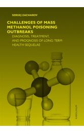 Challenges of mass methanol poisoning outbreaks -- Diagnosis, treatment and prognosis in long term health sequelae