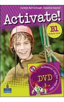 Activate! B1 Students´ Book w/ DVD Pack
