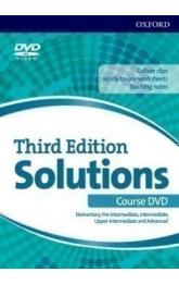 Maturita Solutions 3rd Edition Elementary-Advanced (all levels) DVD