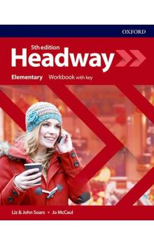 New Headway Elementary Workbook with Answer Key (5th)