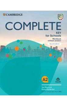 Complete Key for Schools for revised exam from 2020 Workbook without answers with Audio Download -- Pracovní sešit