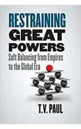 Restraining Great Powers : Soft Balancing from Empires to the Global Era