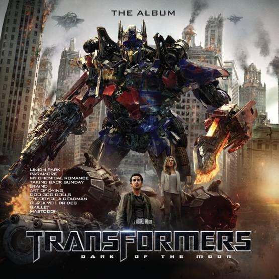 RSD - TRANSFORMERS: DARK OF THE MOON