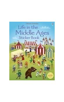 LIFE IN THE MIDDLE AGES STICKER