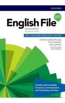 English File Fourth Edition Intermediate Teacher's Book with Teacher's Resource Center