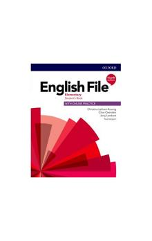 English File Fourth Edition Elementary Student's Book with Student Resource Centre Pack CZ