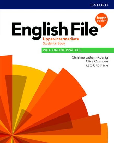 English File Upper Intermediate Student´s Book with Student Resource Centre Pack (4th)