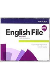 English File Fourth Edition Beginner Class Audio CDs /5/