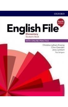 English File Fourth Edition Elementary Student's Book with Student Resource Centre Pack