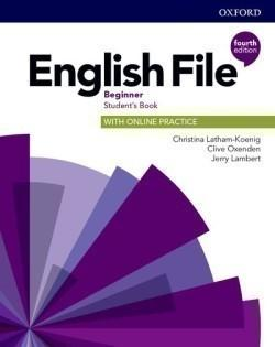 English File Beginner Student´s Book with Student Resource Centre Pack (4th)