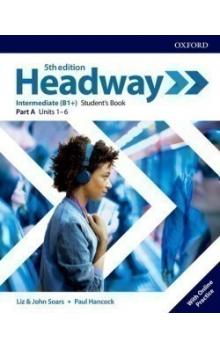 New Headway Fifth Edition Intermediate Multipack A with Online Practice