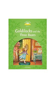Classic Tales Second Edition Level 3 Goldilocks and the Three Bears + Audio Mp3 Pack