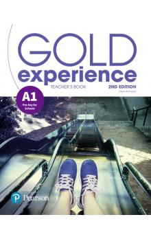 Gold Experience 2nd Edition A1 Teacher´s Book w/ Online Practice & Online Resources Pack