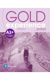 Gold Experience 2nd Edition A2+ Workbook