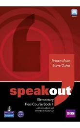 Speakout Elementary Flexi Coursebook 1 Pack