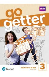 GoGetter 3 Teacher´s Book w/ Extra Online Homework/DVD-ROM