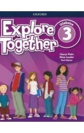 Explore Together 3 Student´s Book (CZEch Edition)