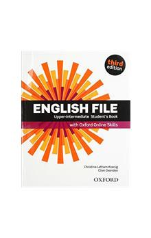 English File Third Edition Upper Intermediate Student's Book with Online Skills