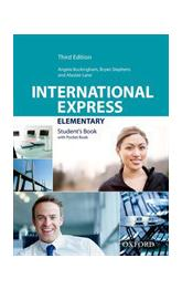 International Express Third Ed. Elementary Student's Book with Pocket Book