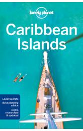 Caribbean Islands / průvodce Lonely Planet