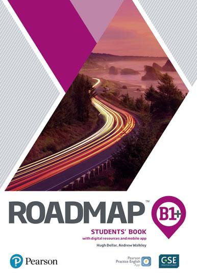 Roadmap B1+ Intermediate Student´s Book with Digital Resources/Mobile App
