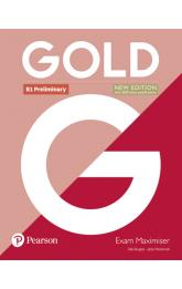 Gold B1 Preliminary 2018 Exam Maximiser no key