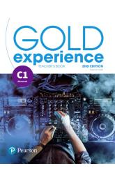 Gold Experience 2nd Edition C1 Teacher´s Book w/ Online Practice & Online Resources Pack