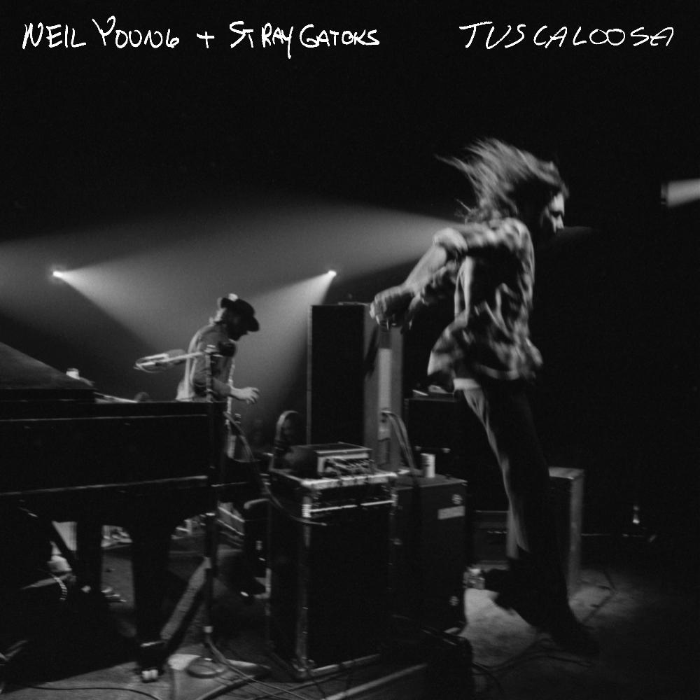 TUSCALOOSA (LIVE) - YOUNG NEIL,STRAY GATORS [CD album]