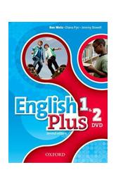 English Plus Second Edition 1-2 DVD