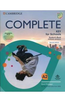 Complete Key for Schools for revised exam from 2020 Student's Pack /without answers/ -- Balíček