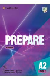 Prepare Level 2/A2 Workbook with Audio Download, 2nd