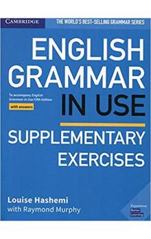 English Grammar in Use Supplementary Exercises Book with Answers 5E
