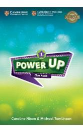 Power Up Level 1 Class Audio CDs (4)