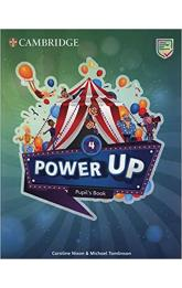 Power Up Level 4 Pupil´s Book